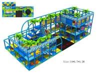 Одежда высшего качества детская Детские площадки оборудование CE сертифицированный Plaza де Juegos hz 150407a