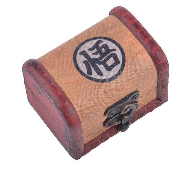 Серьги Драконий жемчуг в подарочной коробке Dragonball Z 1