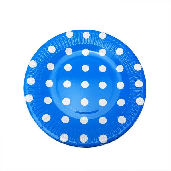 Wholesale 200pcs/lot 7u0027u0027and 9  Birthday Party Polka Dot Paper Plates  sc 1 st  AliExpress.com & Wholesale 200pcs/lot 7u0027u0027and 9