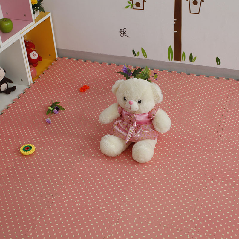30 30cm 9pcs Patchwork Carpet Baby Play Magic Mats Lovely Ikea Living Room Decoration Crawling Mat Tapetes De Sala Eva Puzzle In From Toys