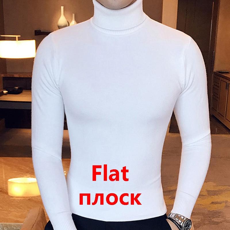 High Turtleneck Sweater Slim Fit 4