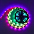 5M WS2811 Addressable Dream Color SMD5050 LED Ribbon Tape 30 LEDs/M DC12V LED Pixel Strip Light