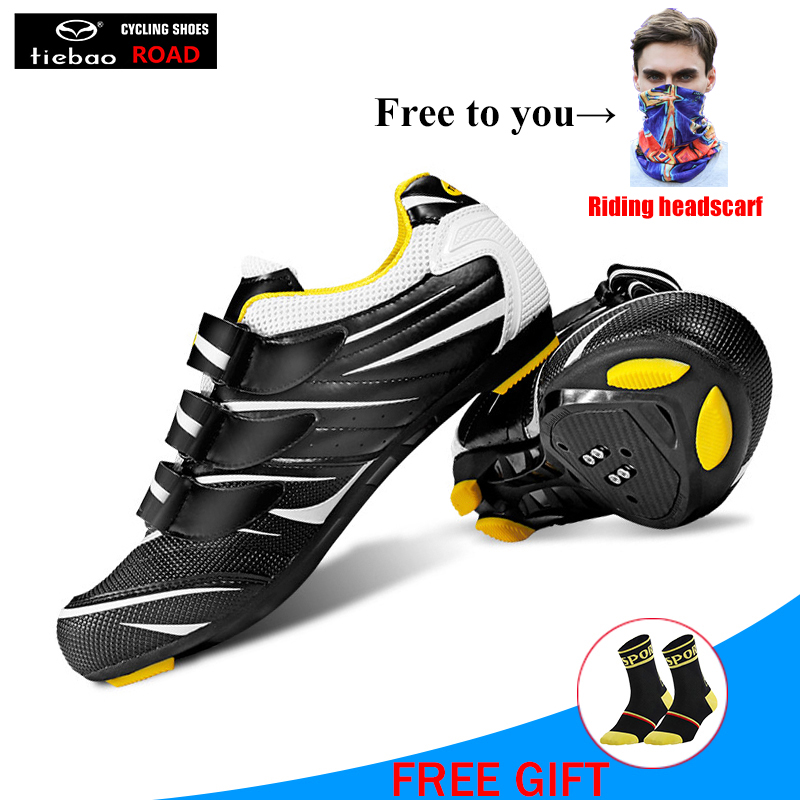 TIEBAO Road cycling shoes sapatilha ciclismo men road bike shoes cycling bicicleta carretera women athletic Riding sneakersTIEBAO Road cycling shoes sapatilha ciclismo men road bike shoes cycling bicicleta carretera women athletic Riding sneakers