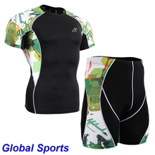 Outdoor Running cycling fishing Quick Dry Fitness Clothing summer suit vintage shorts slimming shaper comprar ropa