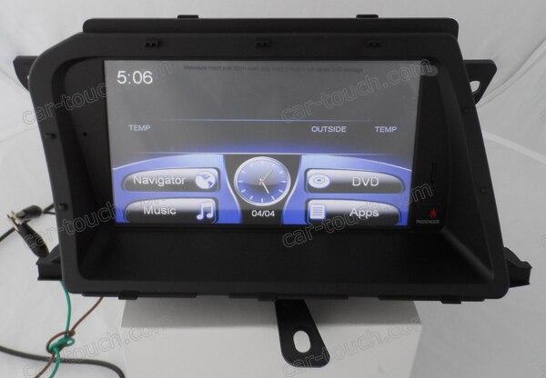 Auto DVD Player Car GPS Navigation Multimedia System Lexus RX270/RX350 - Cartouch Entertainment store