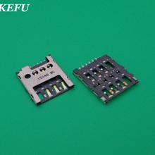 20pcs/lot SIM Card Reader Holder Tray Slot For Nokia Lumia 530 630 N530 n630 sim card reader socket