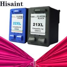 Hisaint список для hp 21 22 картридж для hp21 22 чернил картридж Для DESKJET 3910 3920 3930 3940 D1311 D1320 D1330 D1341 D1360