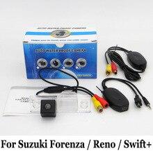 Для Suzuki Forenza/Рено/Swift/RCA AUX Провода Или беспроводные Камеры/HD CCD Ночного Видения Заднего Вида Парковочная Камера
