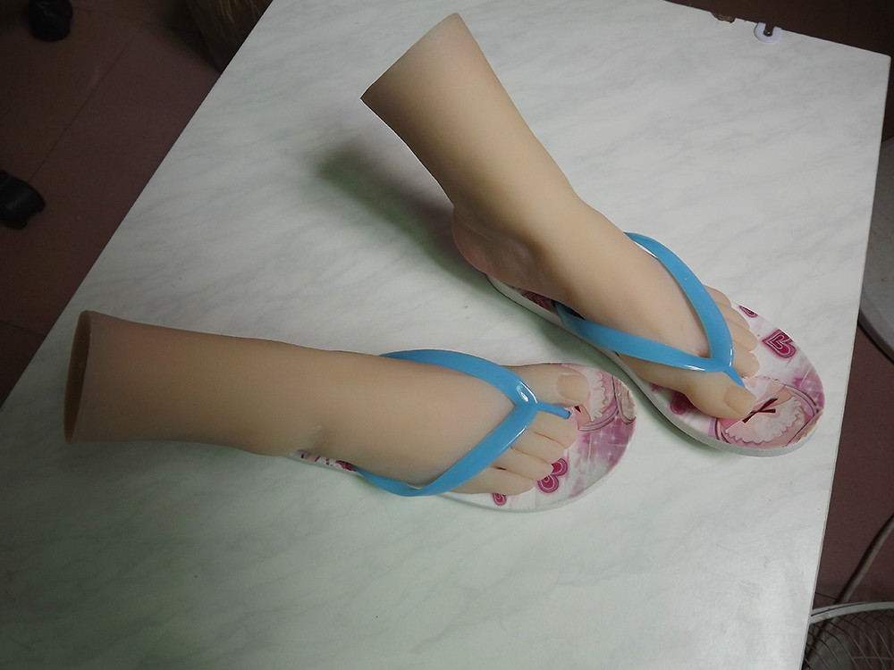 Russian girls feet font b sex b font real font b doll b font solid silicone