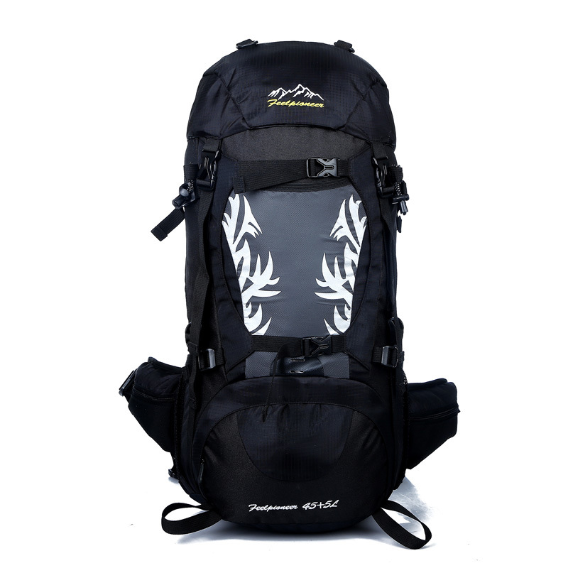 Abay 2019 Outdoor climbing bag for Professional athletes 50L Multi-function Multi-external camping backpackAbay 2019 Outdoor climbing bag for Professional athletes 50L Multi-function Multi-external camping backpack