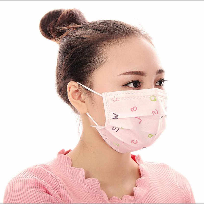 disposable anti virus face mask