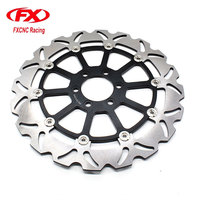 Motorcycle 320mm Floating Rear Brake Disc Rotor For HONDA KTM 125 200 390 DUKE 2013 2016