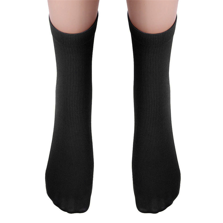 Chamsgend Casual Men Socks Solid Man Sock 80309