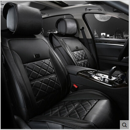 good quality free shipping special seat covers for toyota rav4 2015 2009 fashion carbon fiber. Black Bedroom Furniture Sets. Home Design Ideas