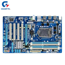 Купить Gigabyte GA-P55-S3 100% Original Motherboard LGA 1156 DDR3 16G H55 P55 S3 P55-S3 Desktop Mainboard Systemboard Used Mother board онлайн с доставкой