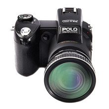 POLO SHARPSHOTS D7200 Digital Camera 33MP Auto Focus  HD Video Camera 24X +Telephoto Lens Wide Angle Lens LED Fill Light