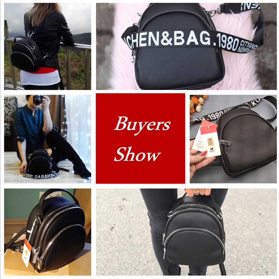 BISONJS kadın çok fonksiyonlu sırt çantası kadın çantası deri bayan omuz çantaları kızlar için küçük sırt çantası Mochila Feminina B1553