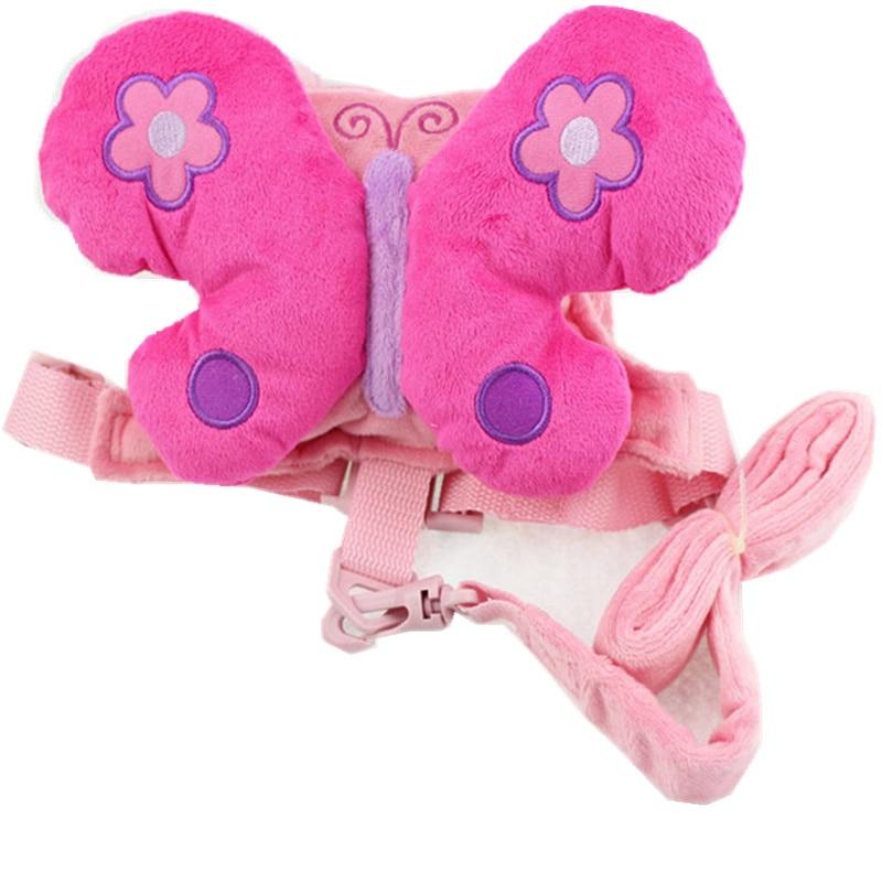 2-dən 1-i Harness Buddy Uşaqlar üçün etibarlı kayışlar olan oyuncaq kürəklər