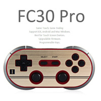 Original 8Bitdo FC30 PRO Wireless Bluetooth Controller for PC NES Mini Video Game Consoles Switch Game Console Gamepads