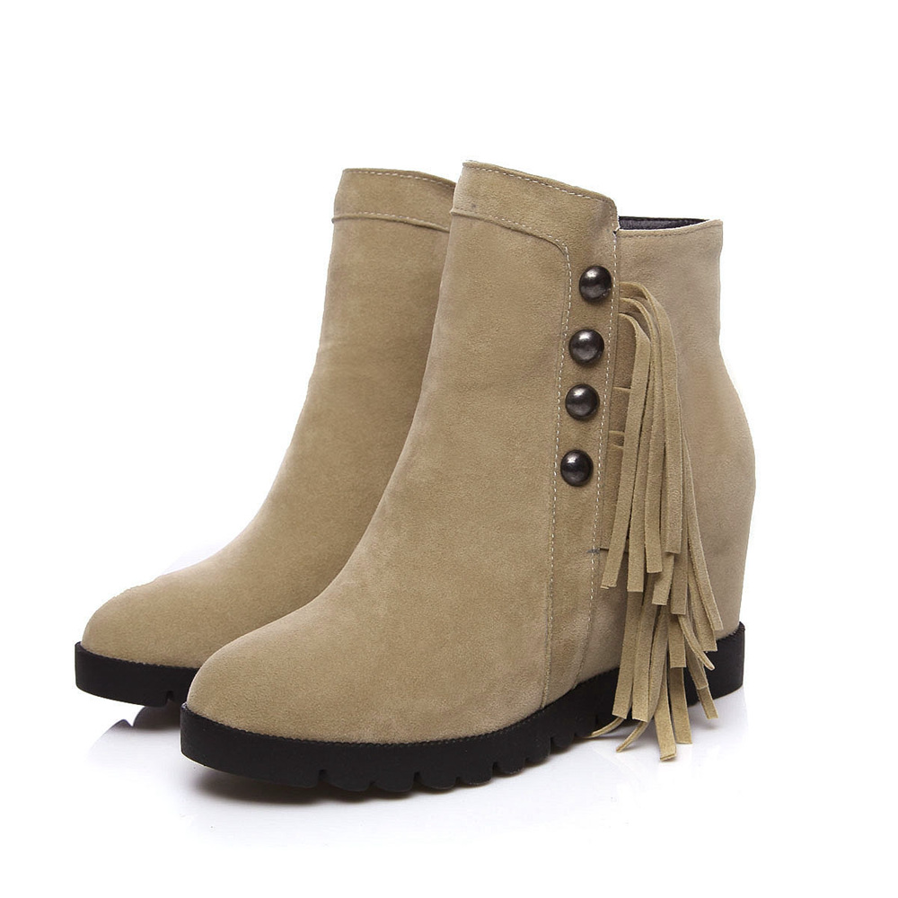 Fringe Boots Sale Promotion-Shop for Promotional Fringe Boots Sale ...