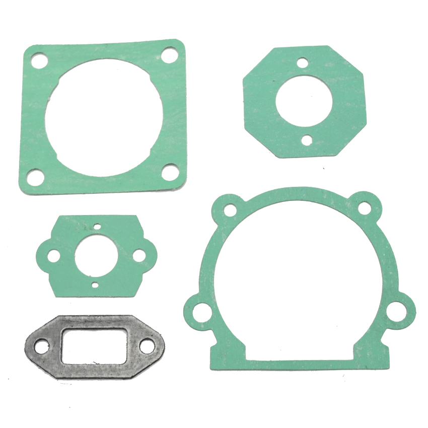 Gasket Fits STIHL FS120 FS200 FS250 Brush Cutter Grass Trimmer Spare Parts oem quality connecting rod crankshaft comp kit for fs250 fs200 fs120 brush cutter trimmer
