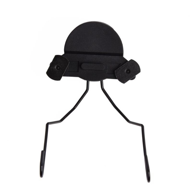 Z-tac airsoftsports capacete ferroviário adaptador fma ussf