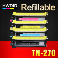 HWDID TN270 TN210 TN230 TN240 Compatible Color Toner Cartridges For Brother HL 3040CN 3070CW MFC 9010CN MFC9120CN MFC 9320CW|toner cartridge magenta|brother tn570 toner cartridgetoner cartridge for hp laserjet 1200 -