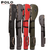 New Arriving Branded POLO New Golf Pencil Gun Bag Manufacturers Canvas Shoulder Bag Golf Travel Lady
