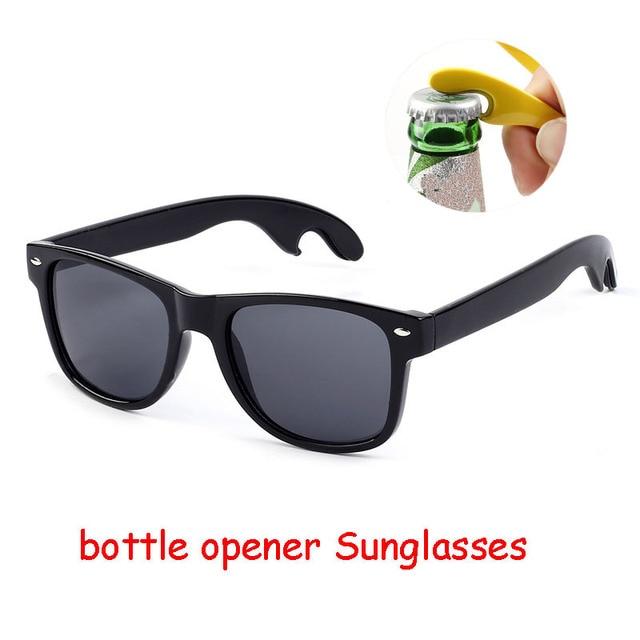 JIE.B New 2016 cycle glasses Men Women Bottle Design Metal Sunglasses Eyewear Goggles Ocular Gafas De Sol