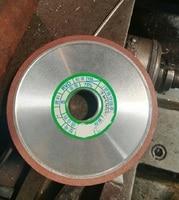 New 1pcs 150# Resin Grinding Wheel Abrasive disc OD100mm Diamond Grinding Wheel Grinding Disc Saw Blade 100D*10*20*4