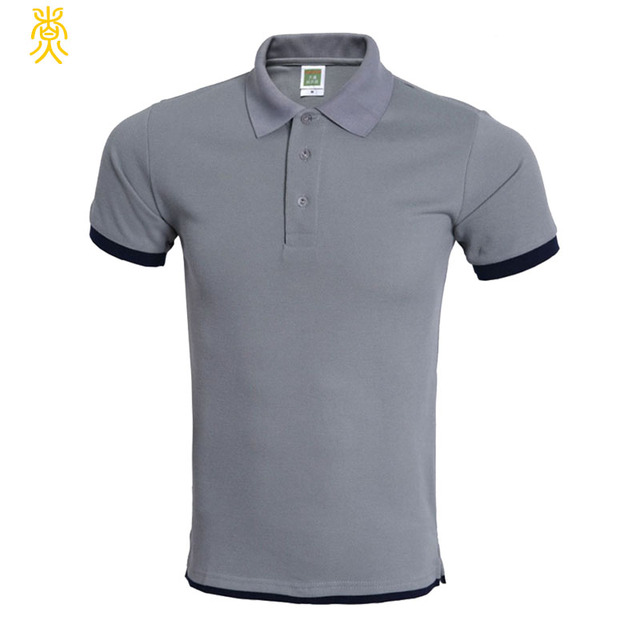 2018 New Arrival Hot Sale Polo Shirts Men Spring Summer 10 Colors Fashion Casual Short Sleeve Men Polo Size XS-XXXL