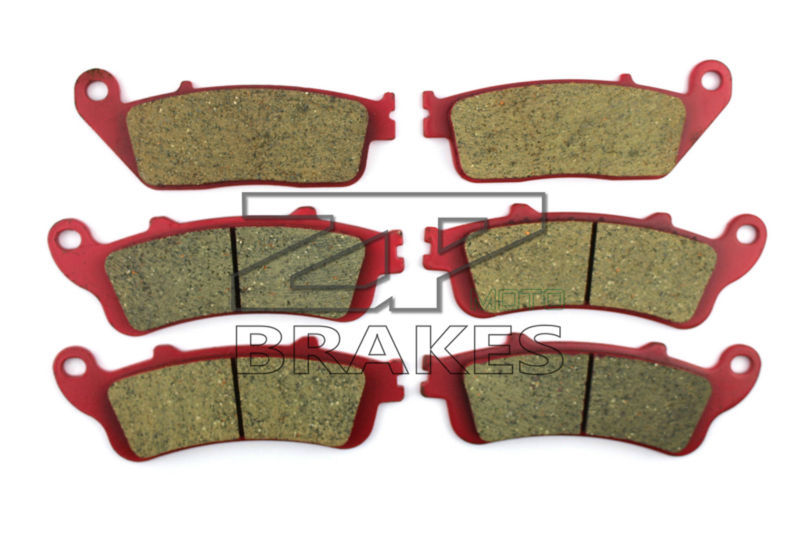 Ceramic Brake Pads For VICTORY Vision 8 Ball 2010-2011 Front & Rear OEM New High Quality ZPMOTO 4pcs new for ball uff bes m18mg noc80b s04g