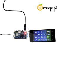 3.5inch Black color Touch Screen LCD screen TFT , Suitable for Orange Pi 2G-IOT, Development Board, Beyond Raspberry Pi