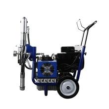 Профессиональная гидравлическая новая безвоздушная машина для распыления краски шпатлевка электрическая безвоздушная машина для распыления 220 В 4000 Вт 50 Гц DY-730