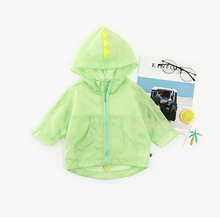 MUQGEW Baby Hooded Coat Cloak Autumn Winter Jacket Thick