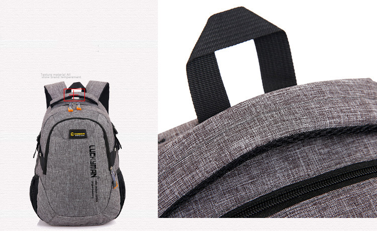 Topdudes.com - New Design Large Capacity Laptop Backpack
