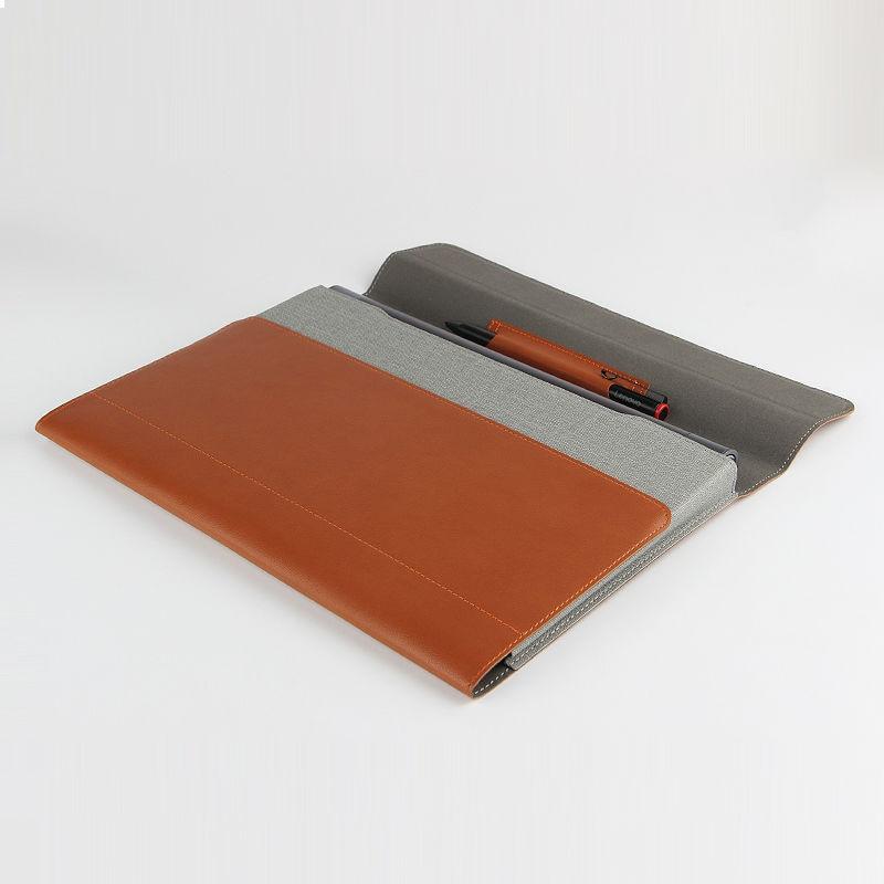 Lenovo Yoga Tab 3 Pro 10 kaitseümbris nahast tahvelarvuti YT3-X90F - Tahvelarvutite tarvikud - Foto 6