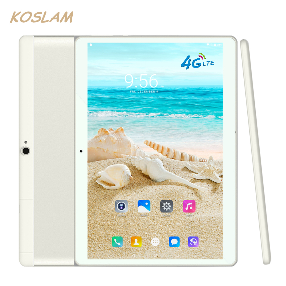 10 1 Inch Android 6 0 4G TDD FDD Tablet PC Phablet Quad Core 2GB RAM