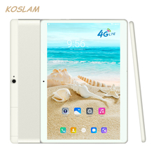 10.1 Inch Android 6.0 4G TDD FDD Tablet PC Phablet Quad Core 2GB RAM 16GB ROM 10.1″ 1920×1200 IPS Screen WIFI GPS Dual SIM Phone