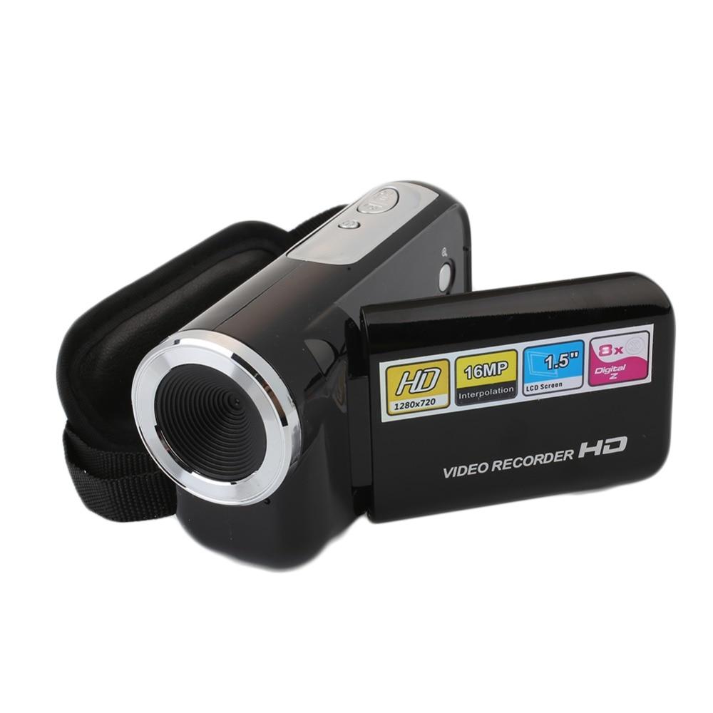16MP Portable Digital Camcorder Camera Video Recorder 4X Digital Zoom Display With 2