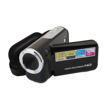 16MP Portable Digital Camcorder Camera Video Recorder 4X Digital Zoom Display with 2″ Screen Home Outdoor Video Recorder
