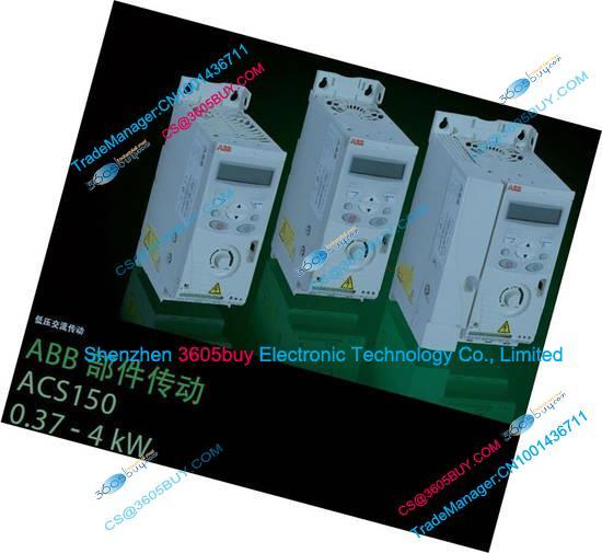 New Original 0.37KW three phase 380V-400V inverter ACS150-03E-01A2-4