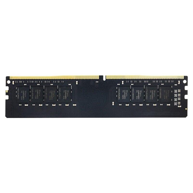 Stable Rapide KingSpec DDR4 8g Béliers 2400 1.2 v Interface 288PIN D'origine Aléatoire Accès Mémoire Memoria RAM DDR4 16 gb pour PC De Bureau
