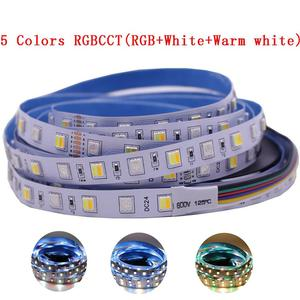 12mm PCB 5M 4in1 5in1 RGB+CCT