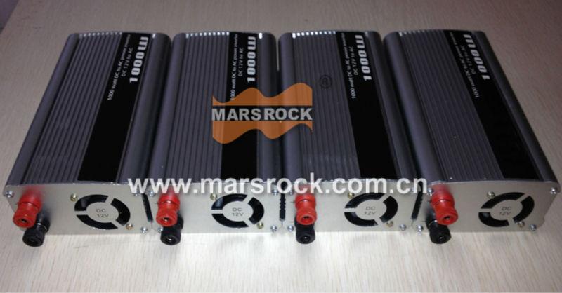 1000 W 12 V à 220 V onduleur à onde sinusoïdale modifiée, avec 5 V DC USB - 2