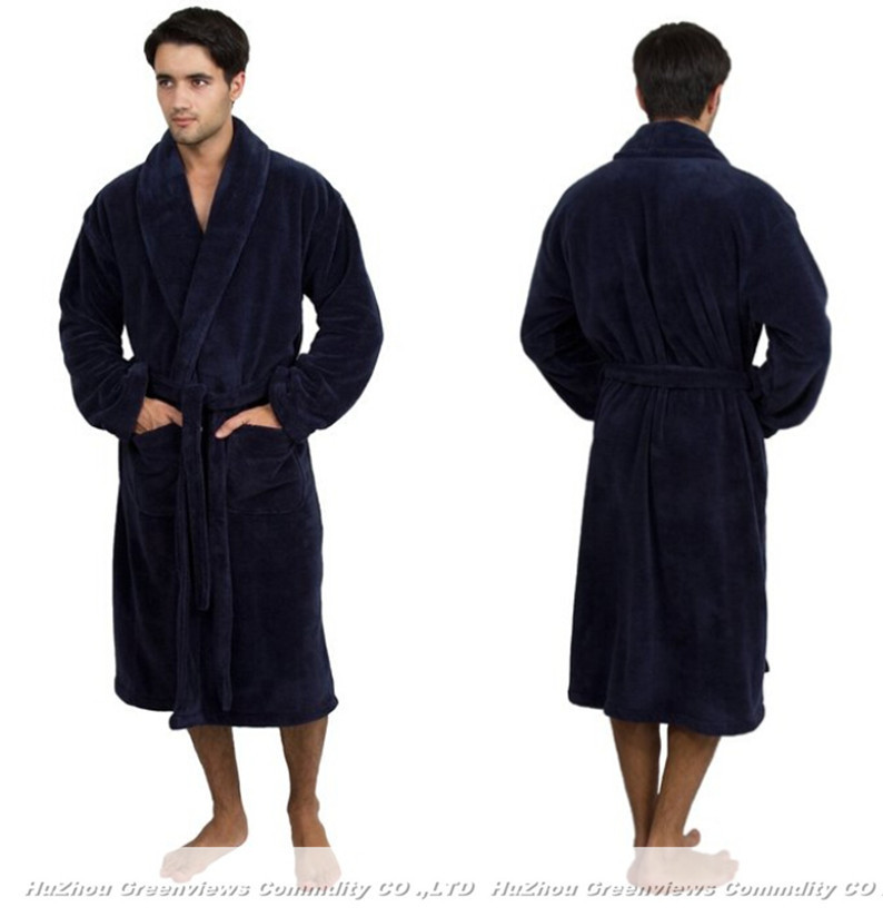 mens bathrobes - Mens Bathrobes