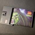 Novas Comics Dc Marvel os vingadores Hulk homem de ferro capitão américa Logo bolsa de crédito Oyster cartão de licença carteira