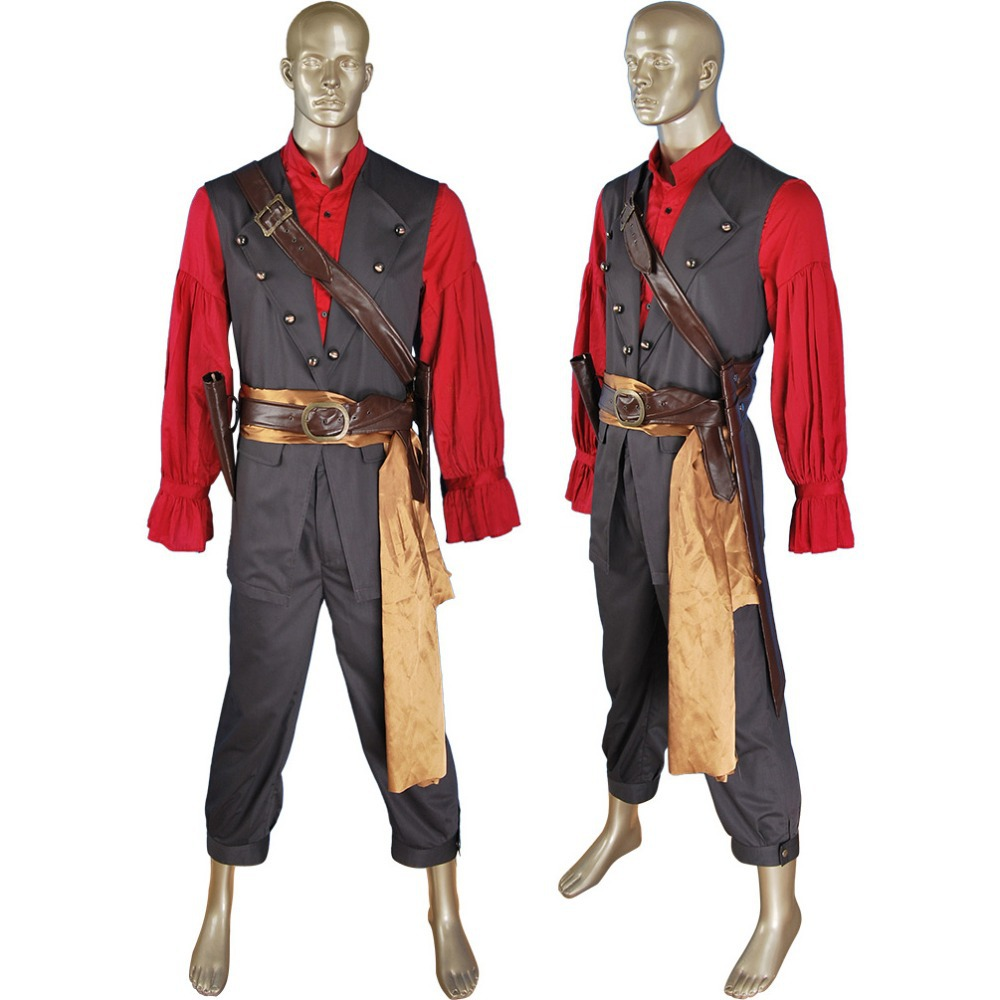 Will Turner Halloween Costume