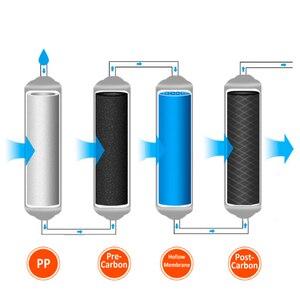 Image 4 - Coronwater filtr do wody 4 etapy przenośny System ultrafiltracji filtr wody pitnej PUI 4