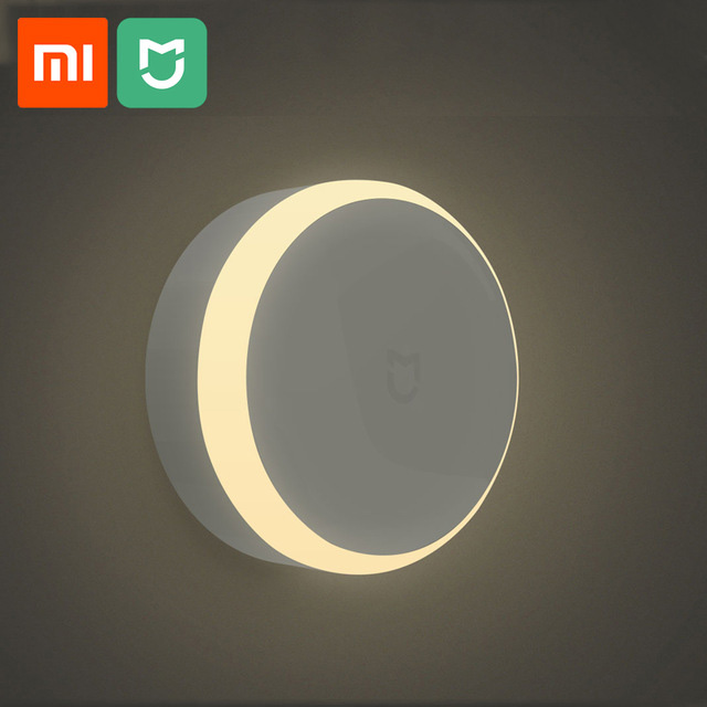 Xiaomi Original Mijia LED Corridor Night Light Body Motion Sensor For Xiaomi Infrared Remote Control Night Light Smart Lamp